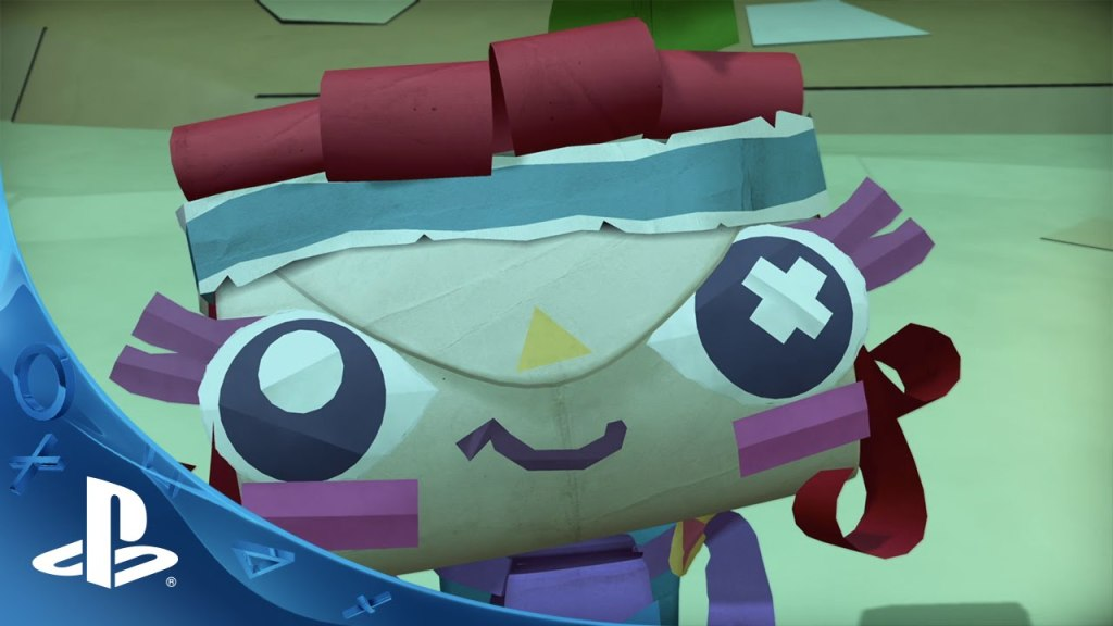 Tearaway Unfolded: New Trailer Revealed
